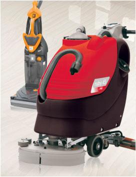 Sprzątanie wewnątrz obiektów i czyszczenie dużych powierzchni