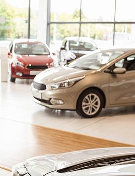 Sprzątanie salonów samochodowych