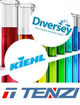 Profesjonalne preparaty chemiczne do czyszczenia i pielęgnacji